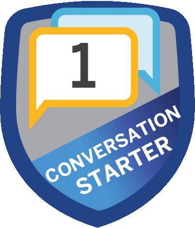 Conversation Starter 1