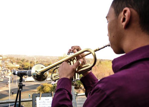 Joy of Jazz Live Billboard