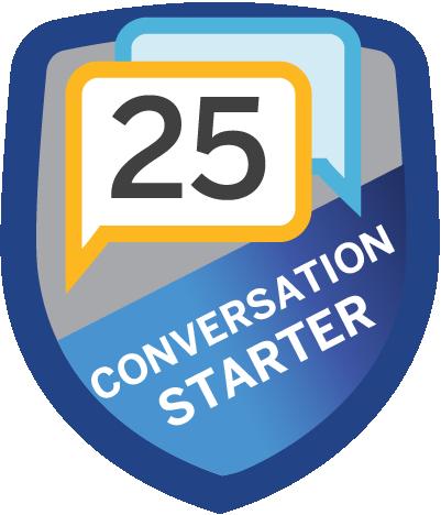 Conversation Starter 25