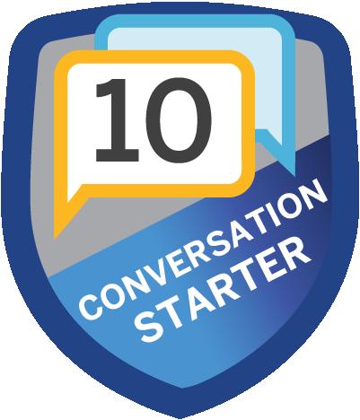 Conversation Starter 10