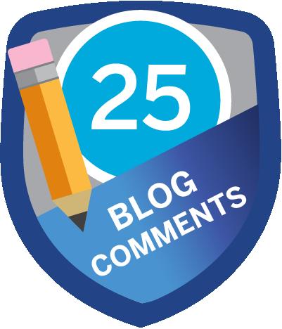Blog Comments 25
