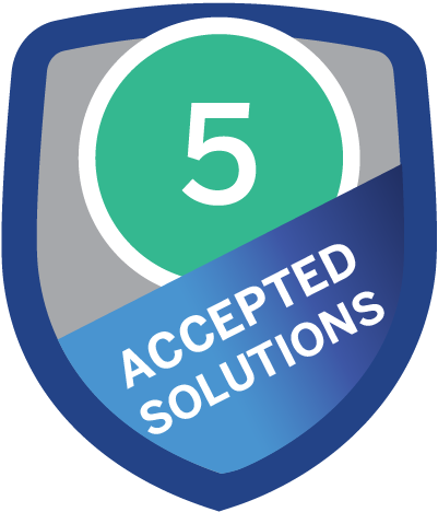 Accepted Solution 5