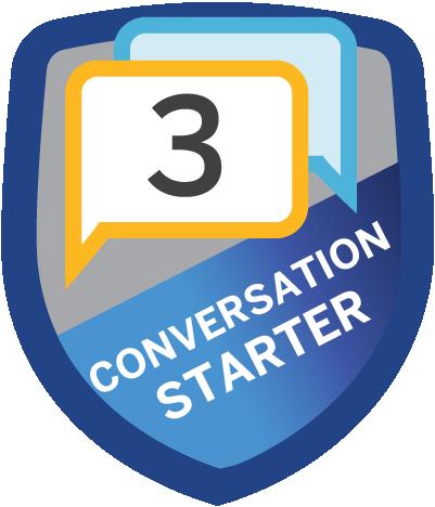 Conversation Starter 3