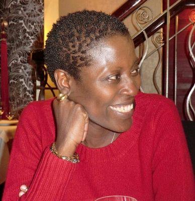 Tanzanian haematology expert Dr Julie Makani