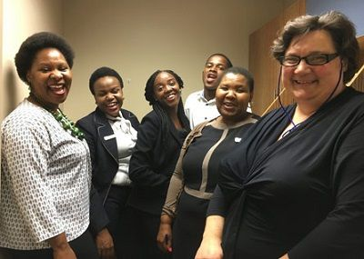 Branch staff, Edenvale South Africa