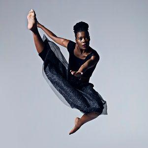 Thandazile Radebe, 2017 SBYA for Dance