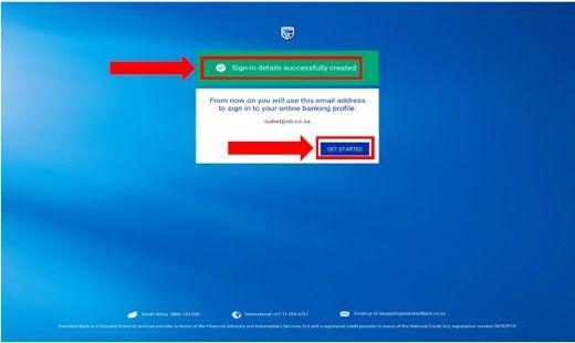 Step 5 Online Banking Registration